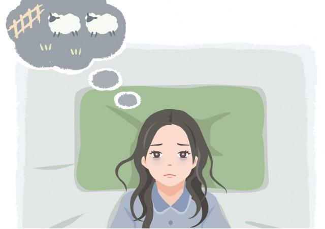 夜眠れない原因とは?